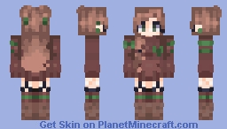 I want to eat pizza 0w0 - // $@viciiZ_3dict Minecraft Skin