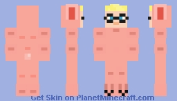 """I want a Red Ryder Carbine Action 200-shot Range Model Air Rifle with a compass in the stock and a sundial which tells time!"" - (Skin Contest Entry) Minecraft Skin"