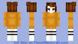 Mustard, please. | personal Minecraft Skin