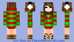 Request Minecraft Skin