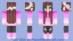 Marble Soda Minecraft Skin
