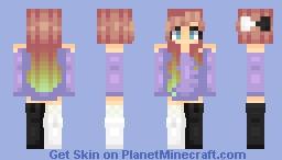 Toxic Minecraft Skin
