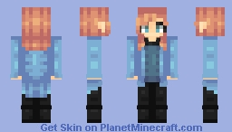 Beverly | Christmas Present Minecraft Skin