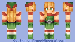 °♚ςħμłł♚° Christmas Elf Minecraft Skin