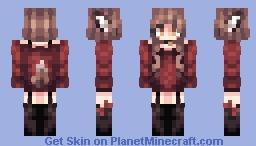 ρєяѕσηα Minecraft Skin