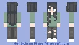 Iᴛ ᴛᴀᴋᴇs ᴛɪᴍᴇ (My first skin!) Minecraft Skin