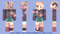 stand by you Minecraft Skin