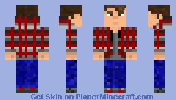 Ha'nel Bachrach Minecraft Skin