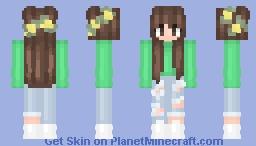 I'm green boi Minecraft Skin