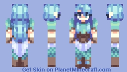 Lil' Lethal Lass [Gift] Minecraft