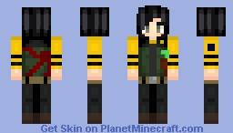 Fun Ghoul ~Resonance___ Minecraft Skin