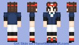 Lack-Two Pokemon Minecraft Skin