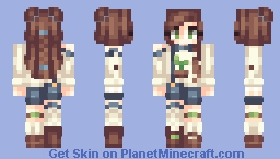 Don't Wanna Know {FS} Minecraft Skin