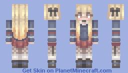 불장난 Minecraft Skin