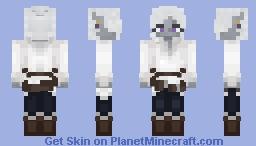 Lizellan Skin - LOTC Minecraft Skin