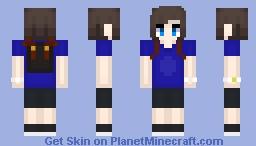 My new Pokémon Personal skin (Max) Minecraft Skin