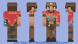 Overwatch - McCree Minecraft