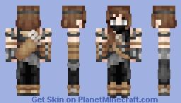 ♦ℜivanna16♦ Medieval Thief Minecraft Skin