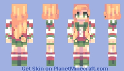 Merry Christmas! Minecraft Skin