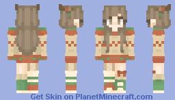 ♥ Merry Christmas ♥ - Mαcαrοη_ Minecraft Skin