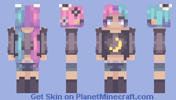 [ST] Spaceman Minecraft Skin