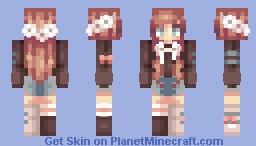 Name Change (PinkBun) Minecraft Skin