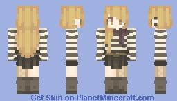 Request from Pertichor •ω• - Mαcαrοη_ Minecraft Skin