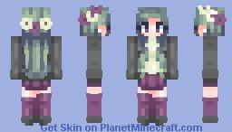 ♡ | OC Sage Minecraft Skin