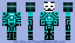 Code Hacker Minecraft Skin