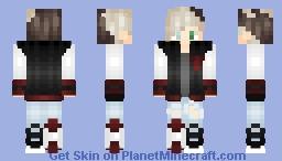 Skylar Lucas Kevin - OC Minecraft Skin