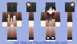 Bear/Boy Skin  Minecraft Skin