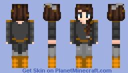 Evangeline Eversong ~~ Gift for Labyr1nth Minecraft Skin
