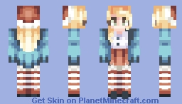happy holidays to everyone!! Minecraft Skin