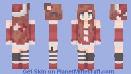 Ayyy 3 days till Christmas Minecraft Skin