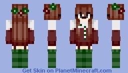 Christmas SR! ♡ Minecraft Skin