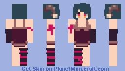 Succubus Minecraft Skin