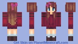 First skin Minecraft Skin