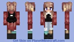 """""""ƴ✿µ ħAv㉫ Gr✿ŴǸ ƴ✿µǸG ÏǸ ƴ✿µr ✿しd AG㉫""""   Cardigan Skin Minecraft Skin"""