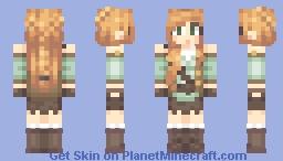 2017 Skin Reshade?? - Includes old version + art Minecraft