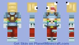 OC (。々°) Minecraft Skin
