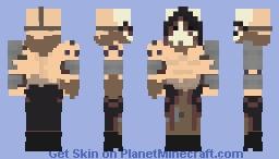 Dhu'Bosk - Cultist Minecraft Skin
