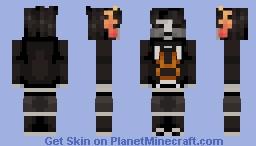 Dammek (Hiveswap) Minecraft Skin