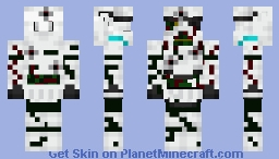 Death Trooper (Zombie) Minecraft