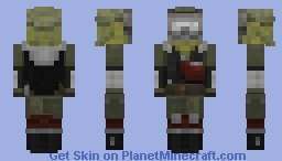 destiny hunter dr_kripter Minecraft Skin