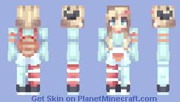 FrozenMilk // Minecraft Skin