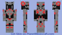 Promethean Soldier (Halo 5: Guardians) Minecraft Skin