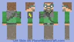 Hunter Punter - Minecraft Edition Minecraft Skin