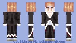 Ichigo Kurosaki - Bleach Minecraft Skin