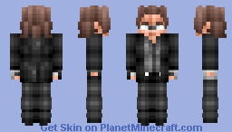 Ignis Scientia (Final Fantasy) Minecraft Skin