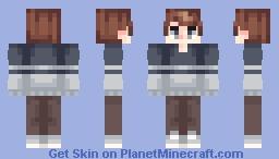 Melancholism | st w/ Stella Minecraft Skin